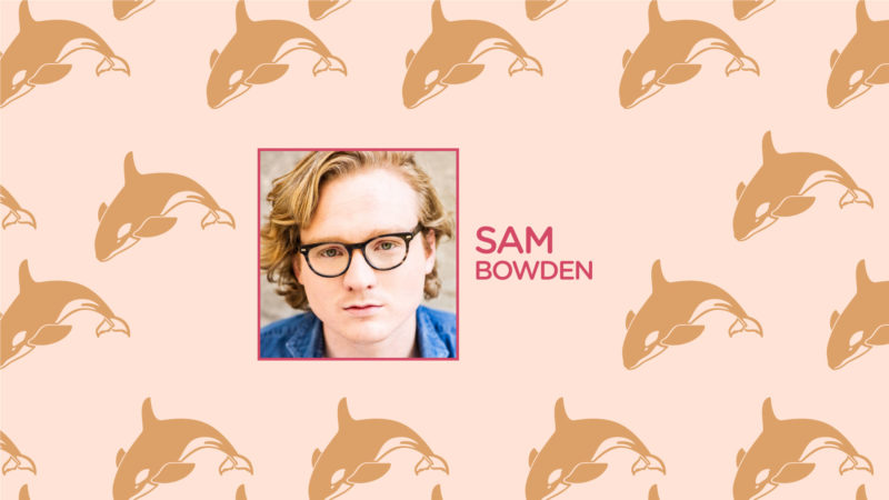 1: Sam Bowden – That Orca'd Moment