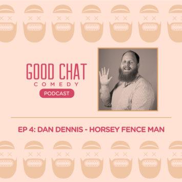 4: Dan Dennis – Horsey Fence Man
