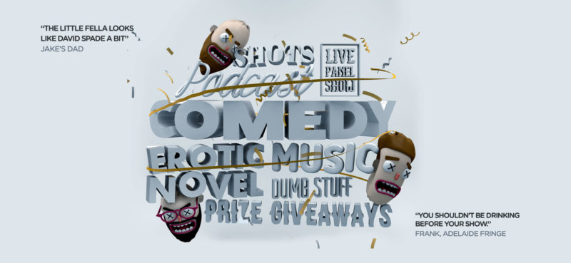 Good Chat Comedy Club: This Is A Variety Show