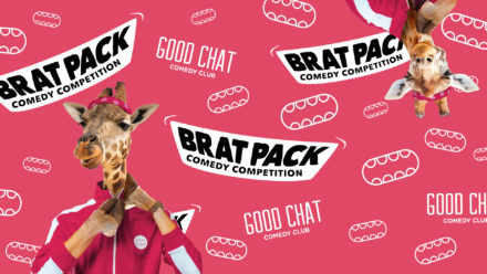 Brat Pack – Comedy Competition