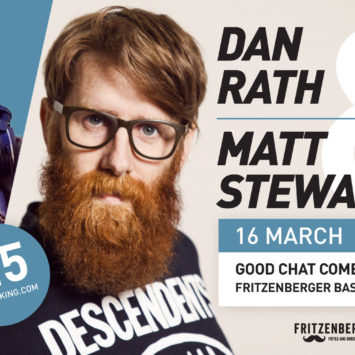 Good Chat Comedy Club   Matt Stewart & Dan Rath